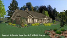 SG-1681 Small House Plan