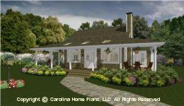 SG-947 Tiny House Plan
