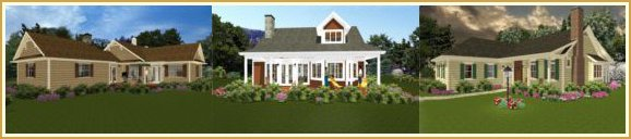 Expandable House Plans