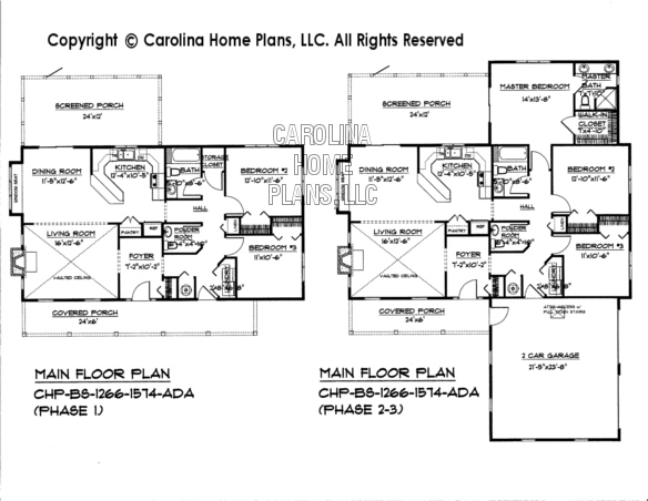 small expandable house plan bs 1266 1574 ad sq ft small