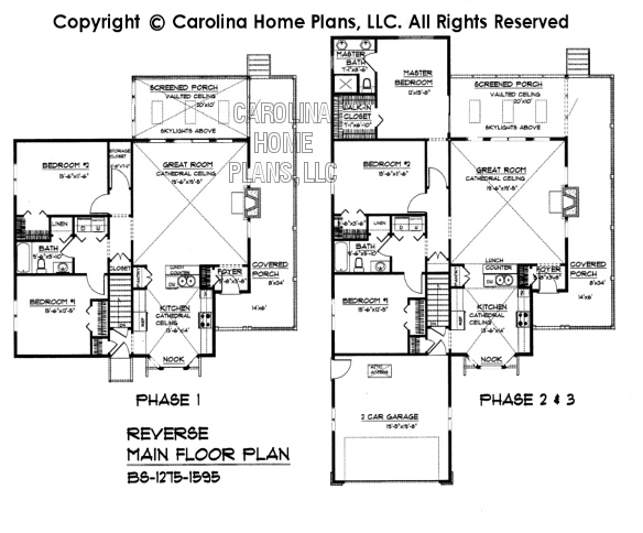 BS-1275-1595 Reverse Main Floor Plan