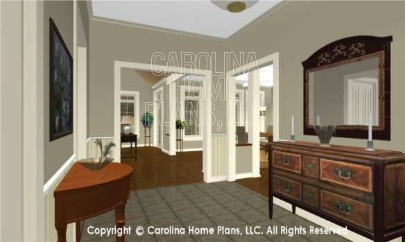 BS-1477-2715 3D Entry Foyer