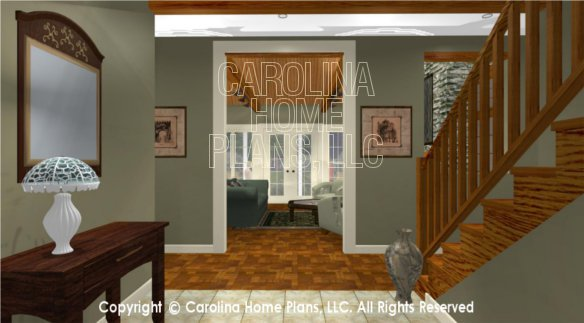 Foyer And Great Room : D images for chp bs  ad expandable story