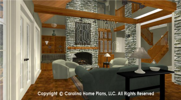 BS-1613-2621 3D Great Room