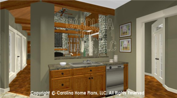 BS-1613-2621 3D Kitchen to Multi-room