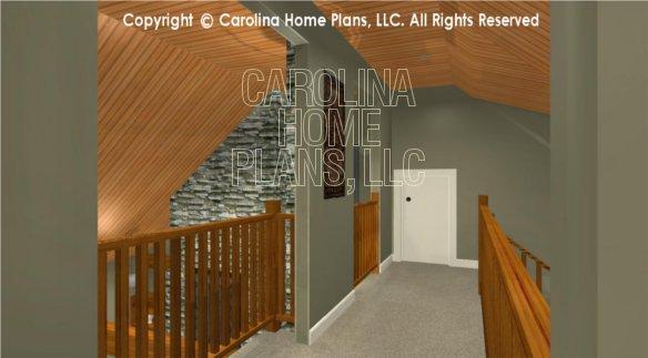 BS-1613-2621 3D Loft and Balcony