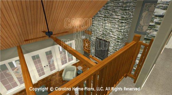 BS-1613-2621 3D Loft Balcony to Great Room