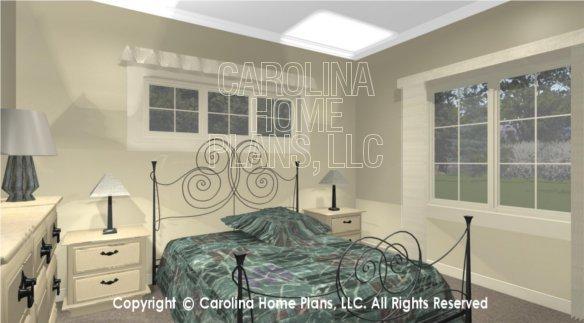 BS-1613-2621 3D Guest Bedroom 2