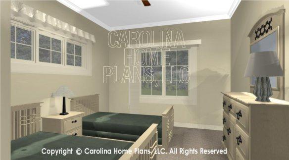 BS-1613-2621 3D Guest Bedroom 3