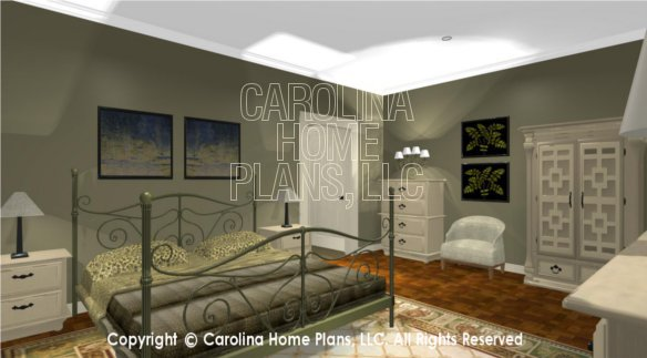 BS-1613-2621 3D Master Bedroom to Bath