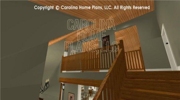 BS-1613-2621 3D Stairway to Loft