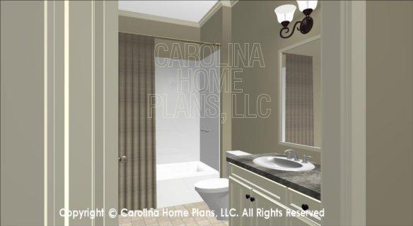 BS-1477-2715 3D Bath 2