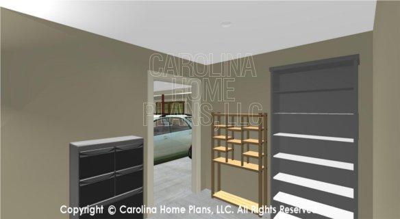 BS-1477-2715 3D Garage Storage