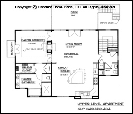 Garage Apartment Floor Plans Garages With Apartment Floor