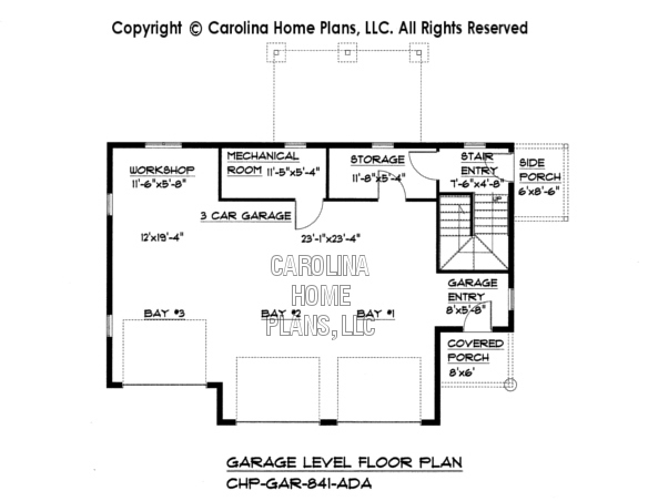 The garage plan shop garage plans affordable garage for Affordable garage plans