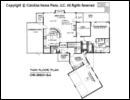 CR-2880 Floor Plan At A Glance