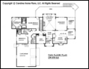 CR-3191 Floor Plan At A Glance