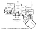 CRFT-2953 Floor Plan At A Glance