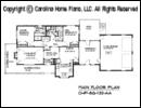 SG-1132 Floor Plan At A Glance