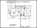 SG-1152 Floor Plan At A Glance