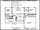 SG-1199 Floor Plan At A Glance
