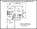 SG-1275 Floor Plan At A Glance
