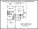 SG-1275 Floor Plan At A Glance