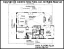 SG-1280 Floor Plan At A Glance