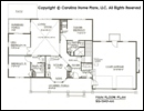 SG-1340 Floor Plan At A Glance