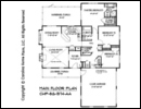 SG-1574 Floor Plan At A Glance