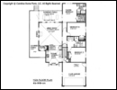 SG-1595 Floor Plan At A Glance