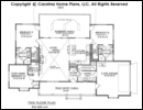 SG-1681 Floor Plan At A Glance