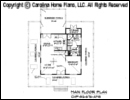 SG-676 Floor Plan At A Glance