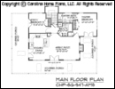 SG-947 Floor Plan At A Glance