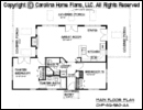 SG-980 Floor Plan At A Glance