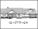 LG-2715 House Plan At A Glance