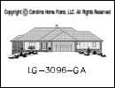 LG-3096 House Plan At A Glance