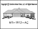 MS-1812 All House Plans at a Glance