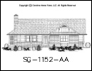 SG-1152 House Plan At A Glance