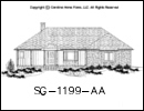 SG-1199 House Plan At A Glance