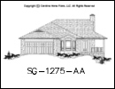 SG-1275 House Plan At A Glance
