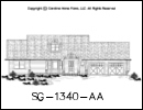 SG-1340 House Plan At A Glance