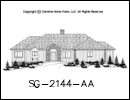 SG-2144 House Plan At A Glance