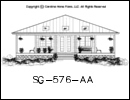 SG-576 House Plan At A Glance