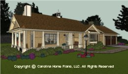 BS-1084-1660 House Plan 
