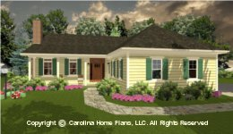 BS-1266-1574 House Plan 