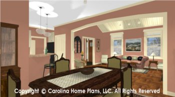 BS-1266-1574 Open Floor Plan
