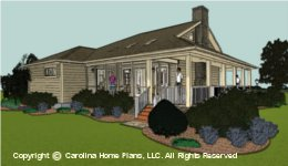 BS-1275-1595 House Plan 