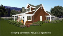 BS-1613-2621 House Plan with Basement