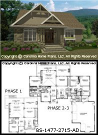 1477-2715 Floor Plan-3D Images